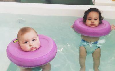 Kołnierz do pływania dla niemowląt , jakie kryje niebezpieczeństwo?