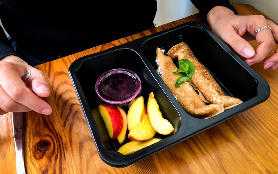 Nowy sposób na dietę matki karmiącej?