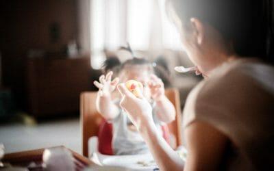 Czy wczesne rozszerzanie diety jest lekiem na anemię niemowląt?