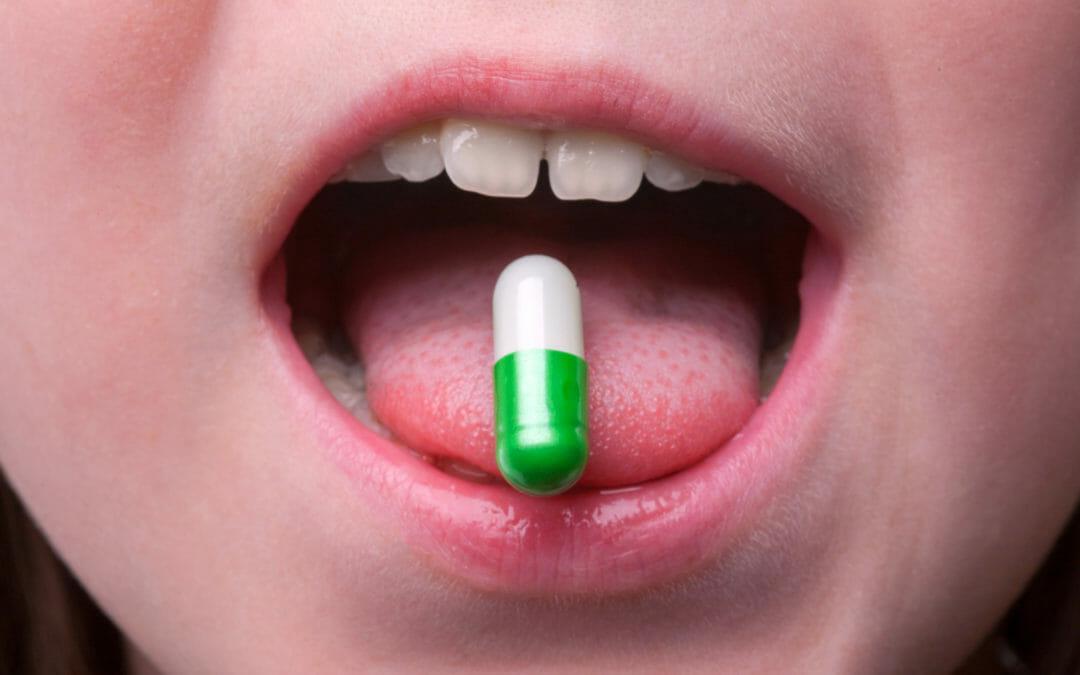 Probiotyk dla dzieci, czy tylko po antybiotyku ?