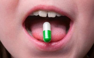 Probiotyk dla dzieci, tylko po antybiotyku ?