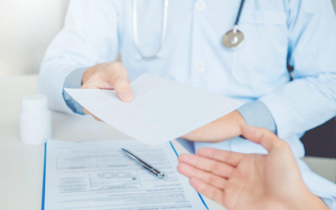 Zaświadczenie o zdrowiu dziecka po infekcji, biorąc je popełniasz błąd